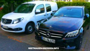 Mercedes C-Klasse mieten