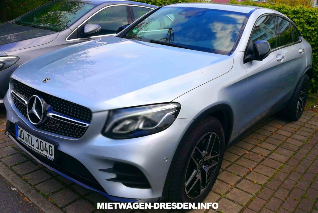Mercedes GLC mieten