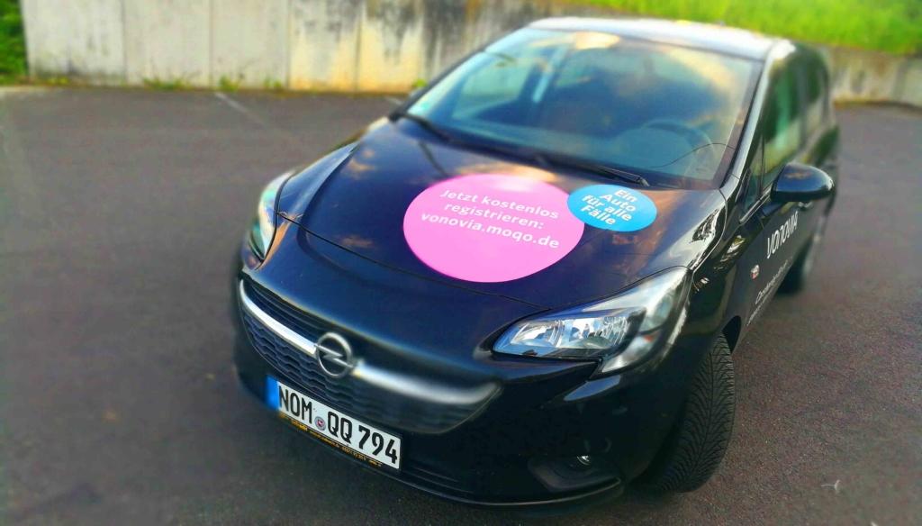 Opel Corsa als Mietwagen in Dresden