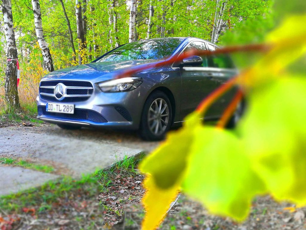Mercedes in Dresden mieten