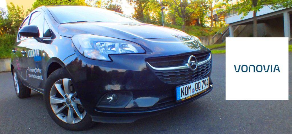 Opel Corsa zum Mieten