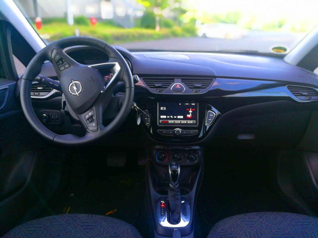 Ausstattung Mietwagen Opel Corsa