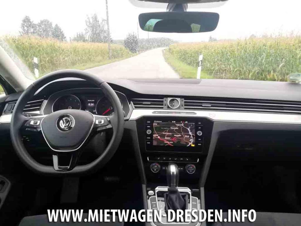 Innenraum VW Passat Variant