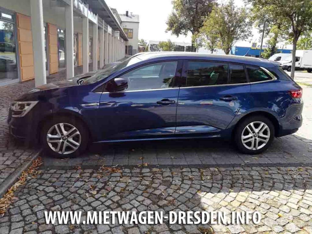 Renault Megane in Dresden mieten