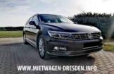 VW Passat in Dresden mieten